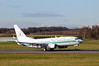 Nigerian Air Force 737-7N6(BBJ), 5N-FGT.<br /> By Clive Featherstone.