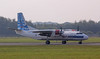 RAF Avia Antonov An-26B YL-RAC.<br /> By Jim Calow.