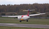 Danish Air Transport (Stobart Air), ATR-72, OY-RUG.<br /> By Jim Calow.