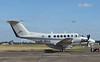 Bergen Air Transport, B200 Super King Air, LN-BAA  <br /> By Correne Calow.