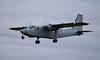 RAF BN-2A Islander-2T ZH536.<br /> By Ray Spencer.