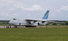 Antonov Airlines An-124, UR-82072 - almost back in the right position.<br /> By Correne Calow.