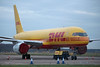 DHL, 757-200F, G-BIKZ<br /> By Graham Miller.