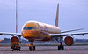 DHL 757-200F G-BIKZ.<br /> By Correne Calow.