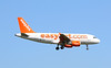 EasyJet, A319, G-EZBD was in the training circuit for a couple of hours.<br /> By Correne Calow.