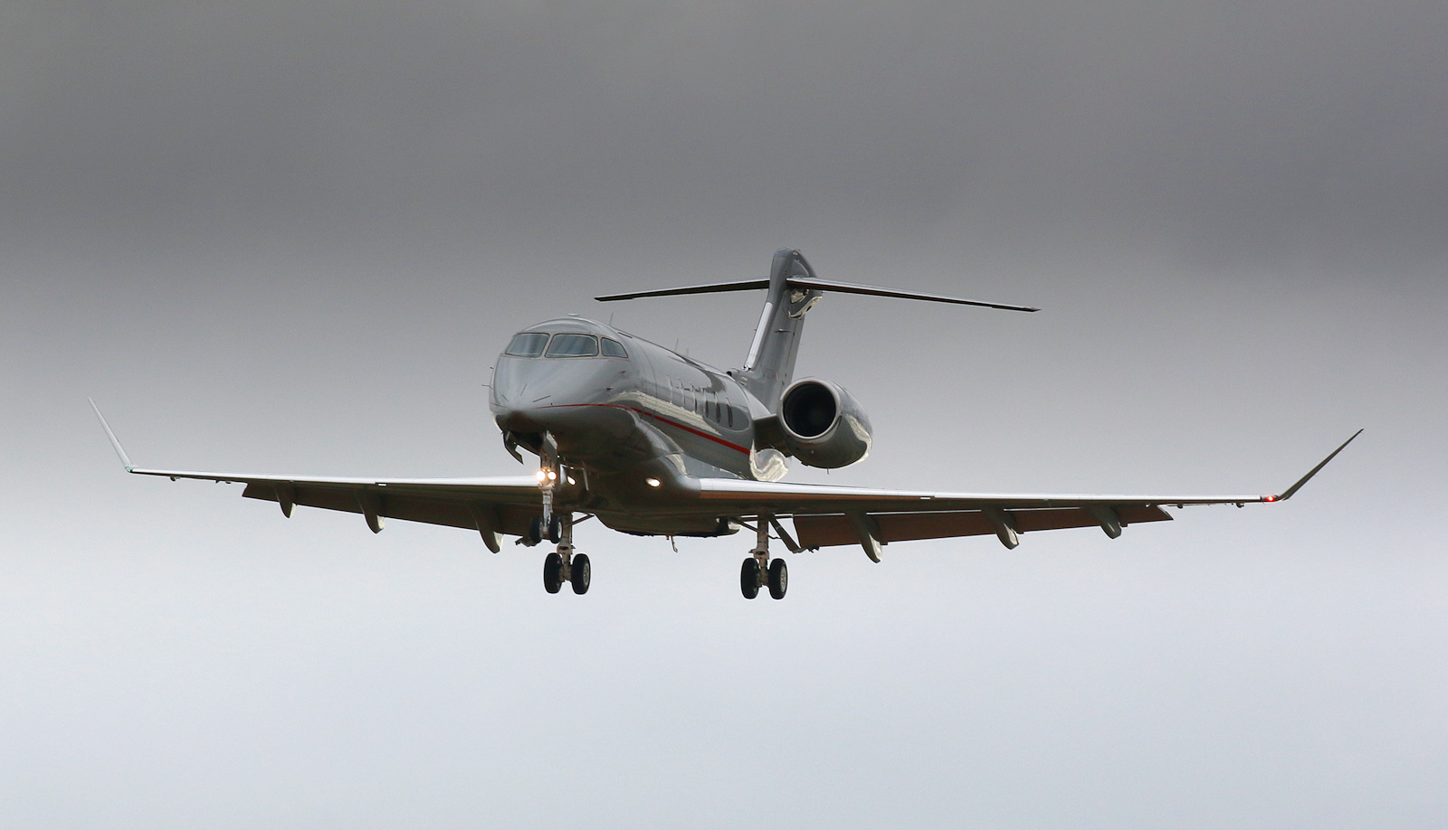 Vista Jet, Bombardier Challenger 350, 9H-VCO<br /> By Correne Calow.