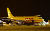 DHL, A300B4-622R(F), D-AEAA<br /> By Ray Spencer.