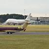 TAG Aviation, Challenger 850, G-RADY<br /> By Callum Devine.