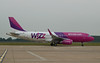 Wizz Air, A320, HS-LYM<br /> By Correne Calow.
