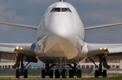 Atlas Air 747-400F N408MC By Jim Calow