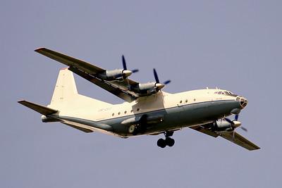 Cavok Airlines Antonov An-12BP, UR-CEZ By Graham Vlcaho.