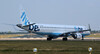 Flybe ERJ-195LR G-FBEI.<br /> By Lez York.