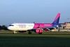 Wizz Air, A321, HA-LXF<br /> By Clive Featherstone.