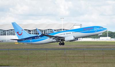 Thomson Airways, 737-800, G-TAWI By Callum Devine.