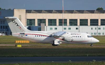 Cityjet, Avro RJ85, EI-RJO By Correne Calow.