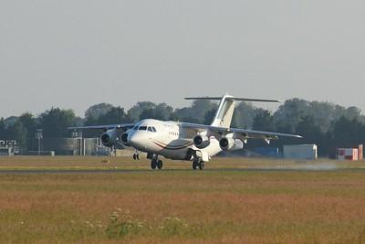Cityjet, Avro RJ85, EI-RJO By Clive Featherstone.