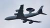 RAF E-3D ZH107.<br /> By Callum Devine.