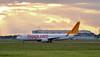 Pegasus 737-800 TC-CPL.<br /> By Callum Devine.
