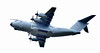 RAF A400M ZM407.<br /> By Callum Devine.