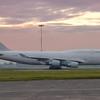 Aero Trans Cargo 747-400F ER-BAM.<br /> By Correne Calow.