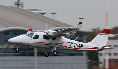 Tecnam P2006T, G-TNAM By Correne Calow.