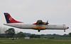 Danish Air Transport (Stobart Air), ATR-72, OY-RUG.<br /> By Correne Calow.