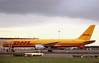 DHL 757-200F G-BMRJ<br /> By Graham Miller.