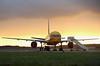 DHL 757-200F G-BMRJ<br /> By Graham Miller.
