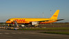DHL 757-200F G-BMRJ.<br /> By Jim Calow.