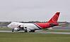 Air Cargo Global, 747-400F, OM-ACA<br /> By Steve Roper.