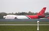 Air Cargo Global, 747-400F, OM-ACA in the Engine Test Bay<br /> By Steve Roper.