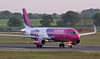 Wizz Air A320 HA-LYN.<br /> By Jim Calow.