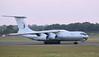 Jordanian AF (Royal Falcon Airlines) Ilyushin Il-76MF 360 (JY-JIC)<br /> By Graham Miller.