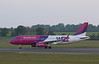 Wizz Air, A320, HA-LYN<br /> By Correne Calow.