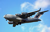 Royal Air Force Boeing C-17A Globemaster III , ZZ176<br /> By Graham Miller.