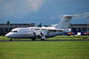 Cello Aviation BAe 146-200 G-RAJJ<br /> By Ray Spencer.