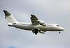 Cello Aviation BAe 146-200 G-RAJJ<br /> By Graham Miller.