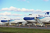Nippon Cargo Airlines, 747-400F, JA05KZ and JA06KZ <br /> By Graham Miller.