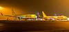 DHL 767-300F's G-DHLH & G-DHLG.<br /> By Callum Devine.
