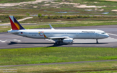 RP-C9915 PHILIPPINES A321