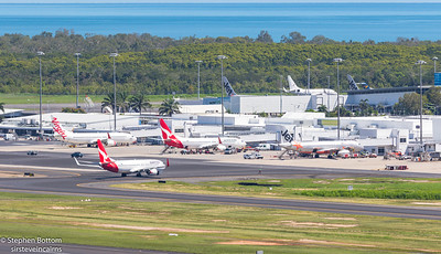 CAIRNS AIRPORT YBCS