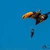 U.S. Army Golden Nights Parachute Team
