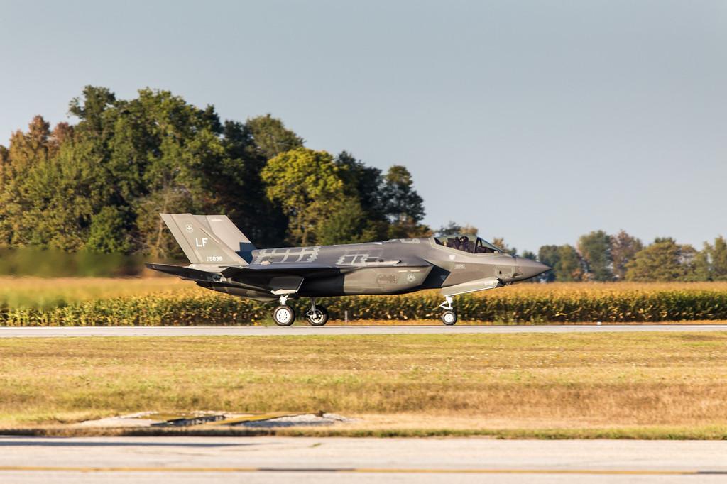 USAF F35 Lightning II
