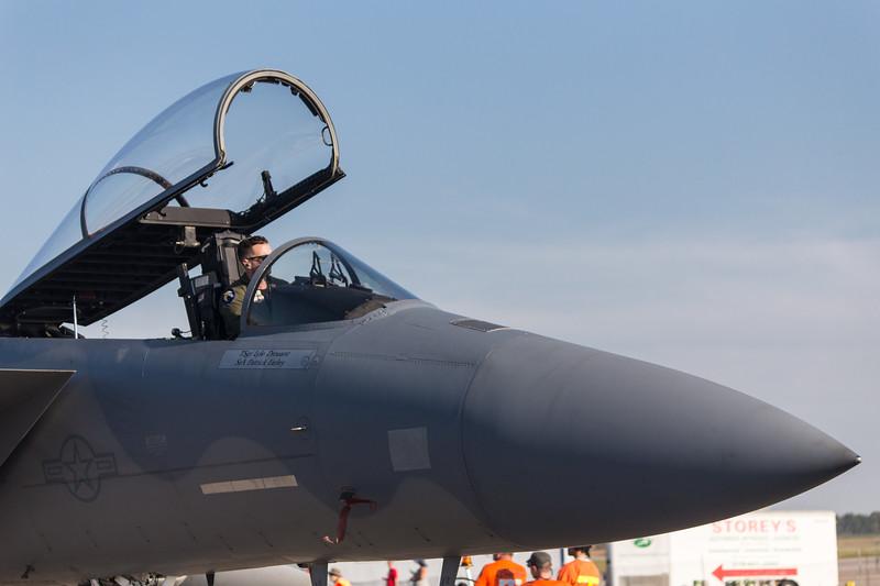 """Louisianna ANG """"Bayou Militia"""" F15"""