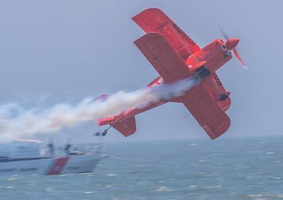 Lucas Oil Pitts biplane