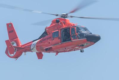 US Coast Guard HH-65 Dauphine