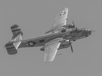 """WW2 B-25 """"Mitchell"""" - PANCHITO"""