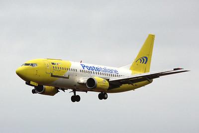 Mistral Air, 737-300, EI-FGX By Graham Miller.
