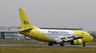 Mistral Air, 737-300, EI-FGX By Correne Calow.