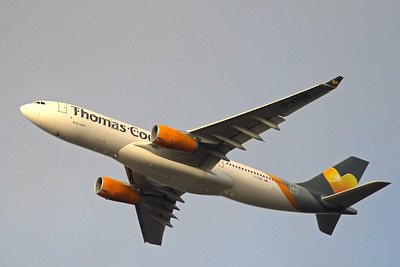 Thomas Cook, A330, G-VYGK By Graham Vlacho.